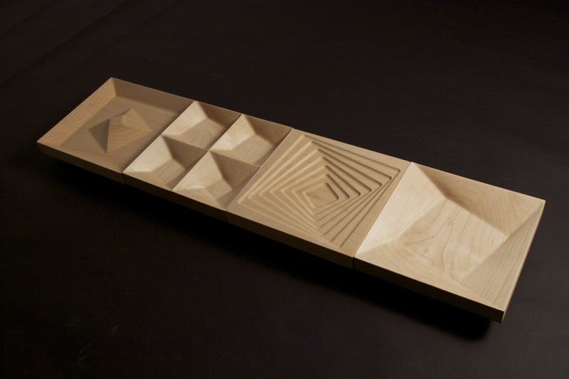 Inception Serving Bowls #5 by Moyu Zhang
